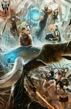 191 Best Final Fantasy 7 Images Final Fantasy Fantasy