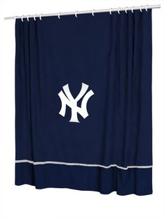 New York Yankees Shower Curtain $47.95 @ MySportsDecor.com