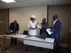 Le MONASCAU – RHDP, structure de soutien à la candidature unique du président Alassane Ouattara a désormais sa représentation pour les Royaumes – Uni et l'Irlande. La cérémonie d'installation du comité local s'est déroulée sous la présidence et la présence de Mme Nas