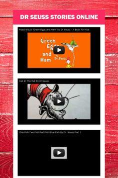 Dr Seuss Stories online