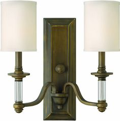 17 timeless style of traditional wall sconces traditional wall 0 02956016w sussex 2 light wall sconce english bronze aloadofball Images