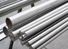 Centerless grinding for precision roundness and tight tolerance in round bars - Available at Forte Precision Metals, visit us now! http://www.fortemetals.com/