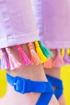 Fashion Diy Jeans Ideas Ideas For 2019 Fashion Tips For Women, Diy Fashion, Fashion Design, Fashion Trends, Fashion Ideas, Work Fashion, Unique Fashion, Style Fashion, Fashion Dresses