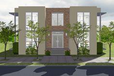 Mod The Sims - No.16 Apartments [no CC] - 4 units - 2 bed each