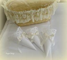 Svatební kornouty ivory | Dárečky pro hosty a novomanžele | Svatební | E-shop | Artplanet