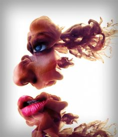A Mix between Ink and Portraiture by Alberto Seveso