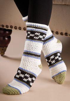 Checks & Stripes Socks
