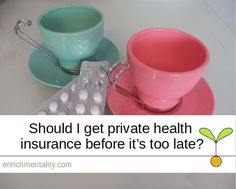Should I get private health insurance before it's too late? Health Insurance Comparison, Private Health Insurance, Public Health, Health Care, Finance, How To Memorize Things, Economics, Health