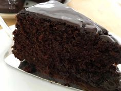 Choco Chocolate, Chocolate Desserts, My Dessert, Dessert Recipes, Blackberry Syrup, Cakes And More, Clean Eating Snacks, Cake Cookies, No Bake Cake