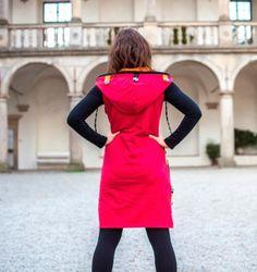 Šaty / tunika - 100% bavlna / Zboží prodejce Jane Art | Fler.cz Dresses For Work, Fashion, Tunic, Moda, Fashion Styles, Fashion Illustrations