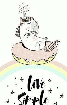 foto de Unicorn illustration Illustration Pinterest Unicorn