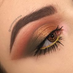 #mua #makeup #artist #beauty #colorful #art #eyes #face #lips #highlight #contour #glitter #eyeshadow #mascara #eyebrows #fotd #photography #creative #lashes #primers #anastasiabeverlyhills #subculture #eyeko #benefit #lindahallbergcosmetics #cultbeauty #sephora #undiscovered_muas #browneye