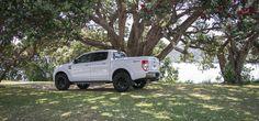 Ford Ranger XLT takes a trip to the beach Hard Tonneau Cover, Nissan Navara, Toyota Hilux, Travel Kits, Ford Ranger, Beach Trip, Tango, Mud