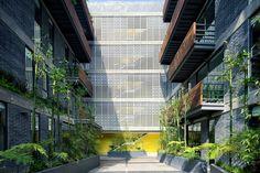 Barrank Building / anonimous | Netfloor USA