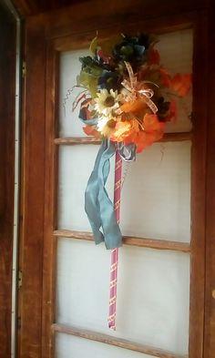 Fall wreath by A. Imgrund