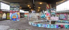 The Dainty Dream, by Mandy Fisher: Photowalk: Skatepark, Zaandam