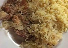Hungarian Recipes, My Recipes, Cabbage, Grains, Rice, Vegetables, Food, Bulgur, Home Ideas Decoration