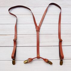 Wedding Suspender.Brown Leather Suspenders.2 cm width.Mens Suspenders.Party Suspenders.Casual Suspenders.Dress Suspenders.Mens Gifts by HeySir on Etsy https://www.etsy.com/listing/196412482/wedding-suspenderbrown-leather