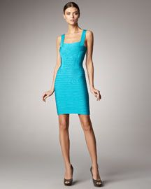 Herve Leger Bright Bandage Dress