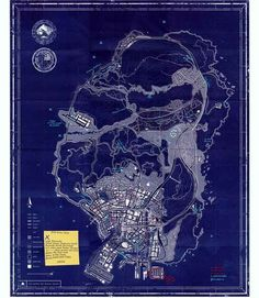This is the special edition map, with all of the UV light secrets added.