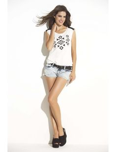 Americanino Camisa 6024008 - Camisetas - Mujer