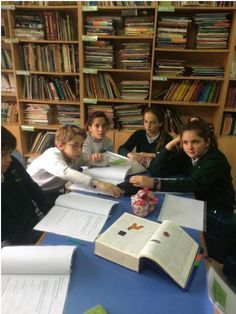 Students in Viviana Lopen and Maria Sanchez's class in Argentina start reading The Not Perfect Hat Club and sharing stories.
