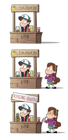 Kissing booth by markmak on deviantART STEP OUT OF LINE EVERYONE IM NEXT