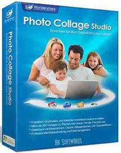 WonderShare Photo Collage Studio 4.2.12.13 Serial Key Free Download
