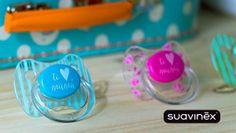Chupetes especial Día de la Madre 2014 #Suavinex por Una Mamá Diseñadora http://elclubdelasmadresfelices.com/little-luxuries-bebe/