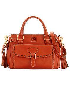 Dooney & Bourke Handbag, Florentine Vachetta Medium Pocket Satchel