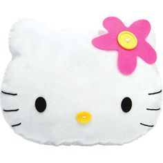 HK |❣| HELLO KITTY Sew a Pillow Craft Kit