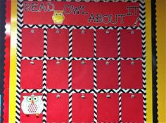 Fancy Free in Fourth- Love the use of clamp clips to hang student work, along with the black and white chevron fabric or paper.