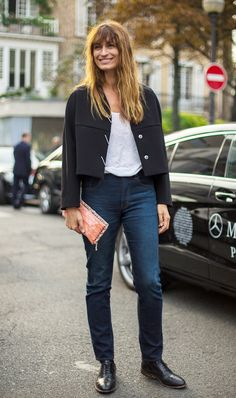 7 Things Everyone Can Learn From This 42-Year-Old French Trendsetter | WhoWhatWear UK
