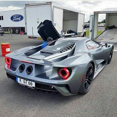 Ford GT Twin Turbo V6