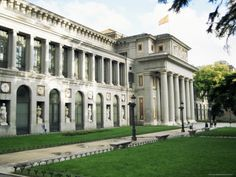 El Prado Museum, Madrid, Spain
