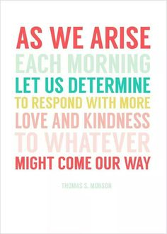 Love and kindness #quote
