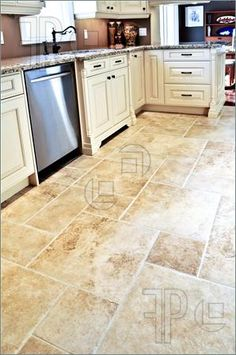 My cabinets & granite are similar. I love the pattern of the tile. This is on our to do list for January!
