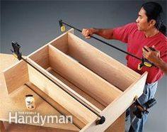 Repairing Wood: Strong Glue Joints in Wood | The Family Handyman