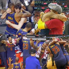 Cavs moving on to the NBA Finals 2016 #wedemboyz