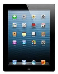 Apple iPad 2 16GB Wi-Fi 9.7in - Black (MC769LL/A)