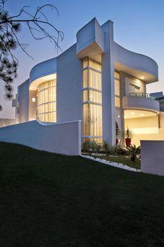 Mansión moderna De Arquiteto Aquiles Nícolas Kílaris)