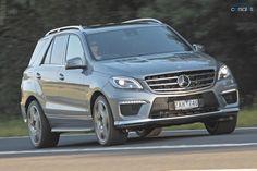 Mercedes-Benz ML 63 AMG 2013:
