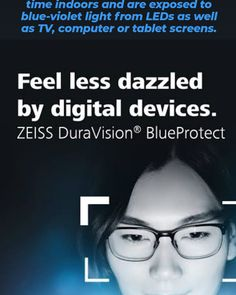 ZEISS DuraVision Blue Protect