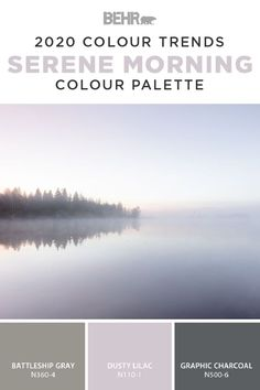 Check out the coloure palettes for 2020 curated for the 2020 Colour Trends by colour experts from Behr Paint. Paint Colors For Home, House Colors, Paint Colours, Colour Schemes, Color Trends, Special Massage, Paint Color Palettes, Behr Paint, Candels