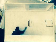 Marco Gastini - Studio Torelli Ferrara 1978
