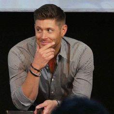 #JIB8 - shoulders a mile wide #Jensen