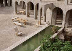 xavier corbreros villa is a surreal backdrop for nordic designs 2