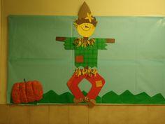 ESPANTAOCELLS DE TARDOR - Material: paper, colors, tisores, cola - Nivell: Menjador INF P4 2015/16 Escola Pia Balmes