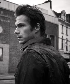 James d'Arcy  too handsome