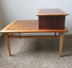 Lane Cameo Two tier table
